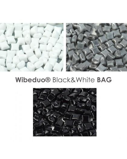 Wibeduo® Black&White BAG