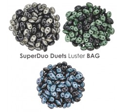 Superduo Duets Luster BAG