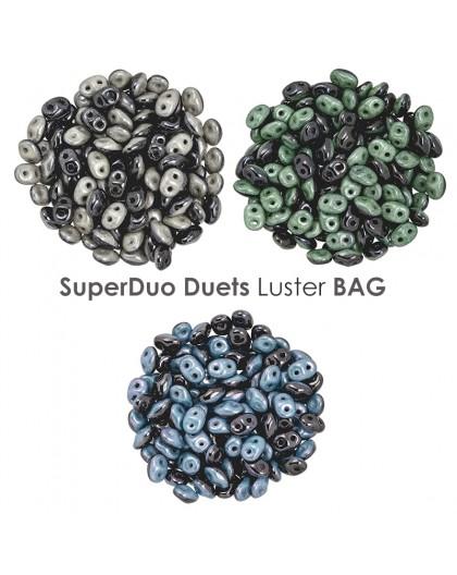 Superduo Duets Luster BAG