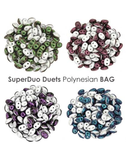 Superduo Duets Polynesian BAG