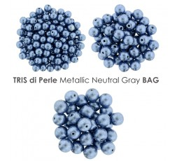 Tris di Perle Metallic Spring Crocus BAG