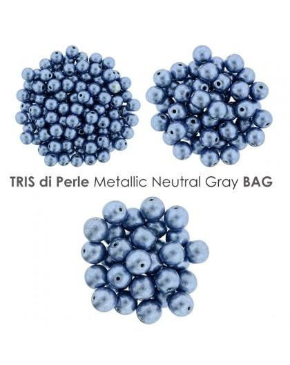 Tris di Perle Metallic Spring Crocus BAG