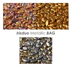 Irisduo Metallic BAG