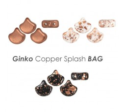Ginko Silver Splash BAG