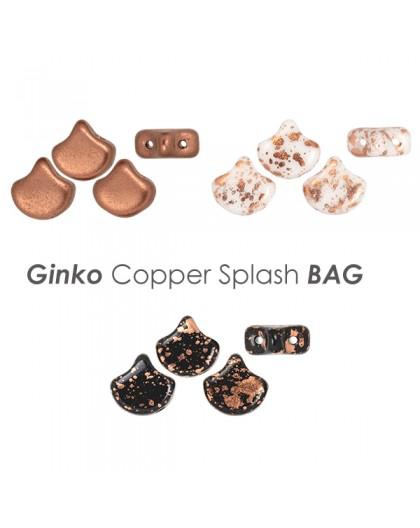 Ginko Silver Splash BAG