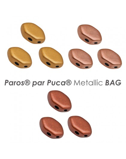 Kos® par Puca® Metallic BAG