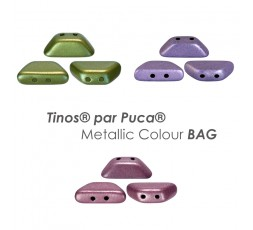 Tinos® par Puca® Metallic Colour BAG