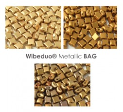 Wibeduo® Metallic BAG