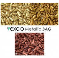 Wibeduo® Metallic BAG