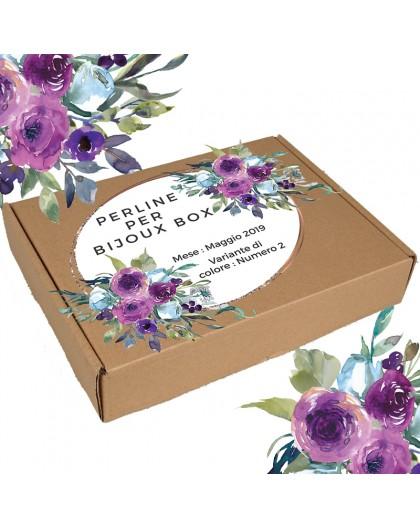 Perline per BiJoux Box Maggio 2019 Numero 1