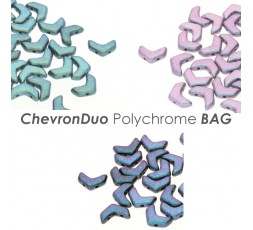 ChevronDuo Polychrome BAG