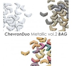 ChevronDuo Metallic Vol.2 BAG