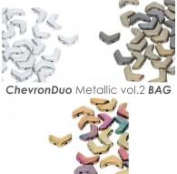 ChevronDuo Metallic Vol.2 BAG