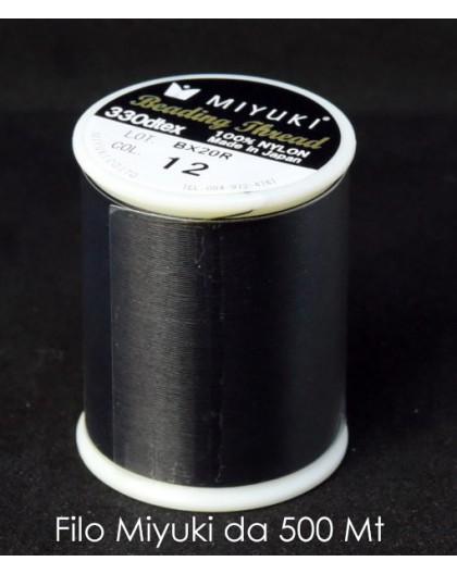 BIG BAG - Filo Nylon Miyuki White da 0,25mm - 500 mt