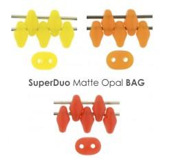 SuperDuo Matte Opal BAG