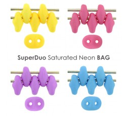 SuperDuo Saturated Neon BAG