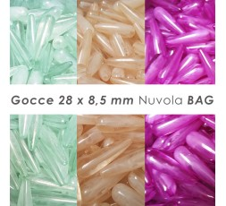 BIG BAG - Gocce 28 x 8,5 MM Nuvola BAG