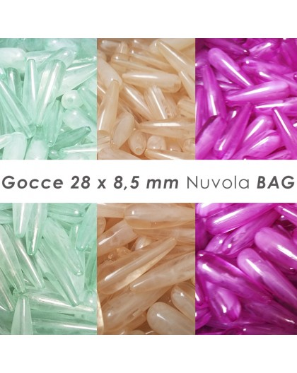 BIG BAG - Gocce 28 x 8,5 MM Nuvola BAG