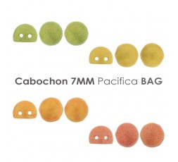 Cabochon 7mm Pacifica BAG