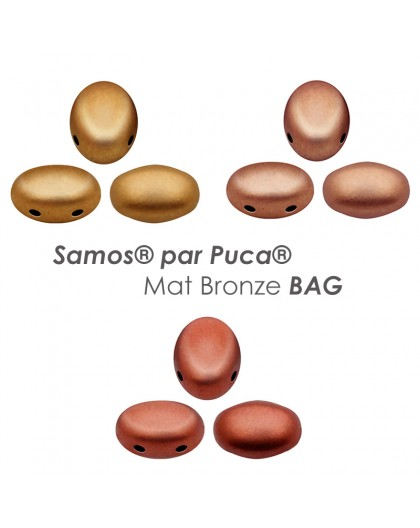 Samos® par Puca® Metallic Colour BAG