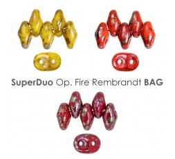SuperDuo Matte Opaque Rembrandt BAG