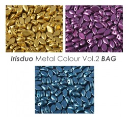Irisduo Metal Colour BAG