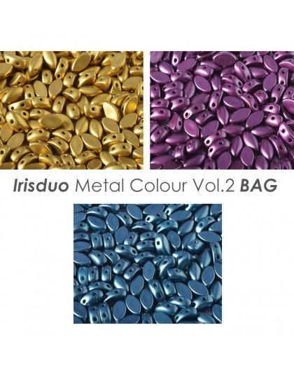 Irisduo Metal Colour BAG