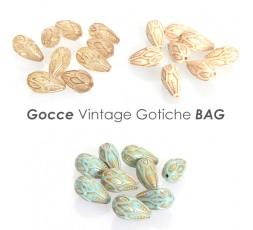 Gocce Vintage Gotiche BAG