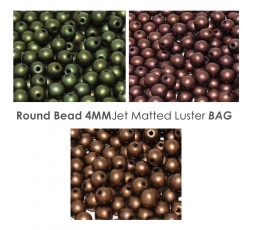 Round 4mm Metallic Vol.2 BAG