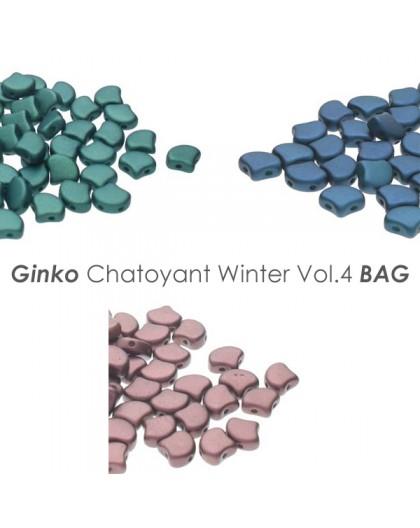 Ginko Chatoyant Winter Vol.3 BAG
