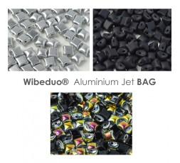 Wibeduo® Aluminium Jet BAG