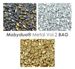 Mobyduo® Metal Vol.2 BAG