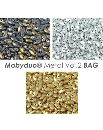 Mobyduo® Metal Vol.2 BAG