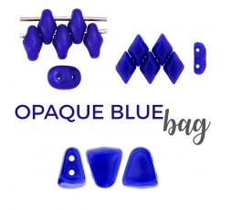 Opaque Blue BAG