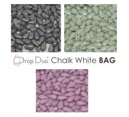 DropDuo Chalk White BAG