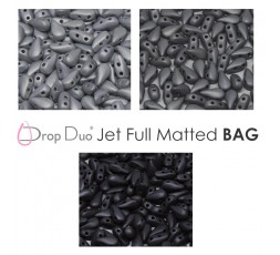 DropDuo Jet Full Matted BAG