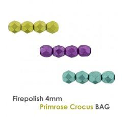 Firepolish 4mm Grapeade Galaxy Blue BAG