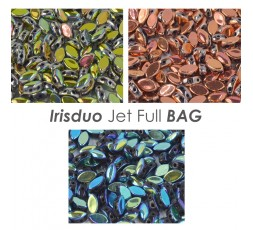 Irisduo 4 x 7 mm Jet Full BAG