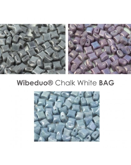 Wibeduo® Chalk White BAG