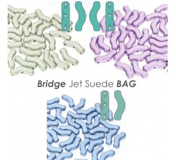 Bridge Jet Suede BAG