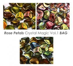 Round 4MM Color Metallic BAG