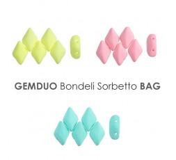 Gemduo Bondeli Sorbetto BAG
