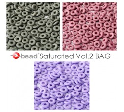 O bead ® Saturated Saturated Vol.1 BAG