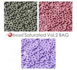 O bead ® Saturated Saturated Vol.1 BAG