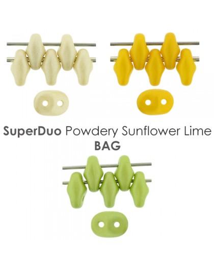 SuperDuo Powdery Pastel vol.2 BAG