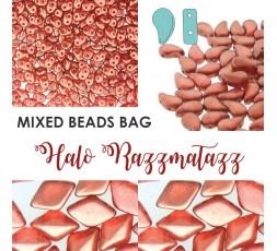 Mixed Beads Halo Razzmatazz BAG