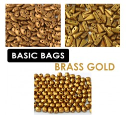 BASIC BAGS Lava Red