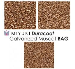 Miyuki Duracoat Galvanized Muscat BAG