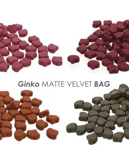 Ginko Matte Velvet BAG