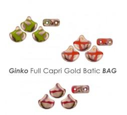 Ginko Full Capri Gold Batic BAG
